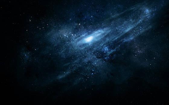 Galaxy Stock Space by QAuZ