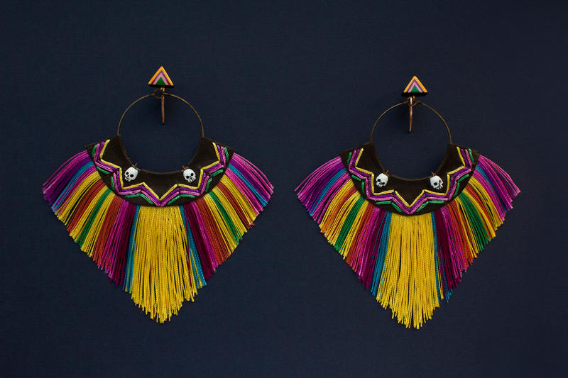 Mexico earrings by antik8