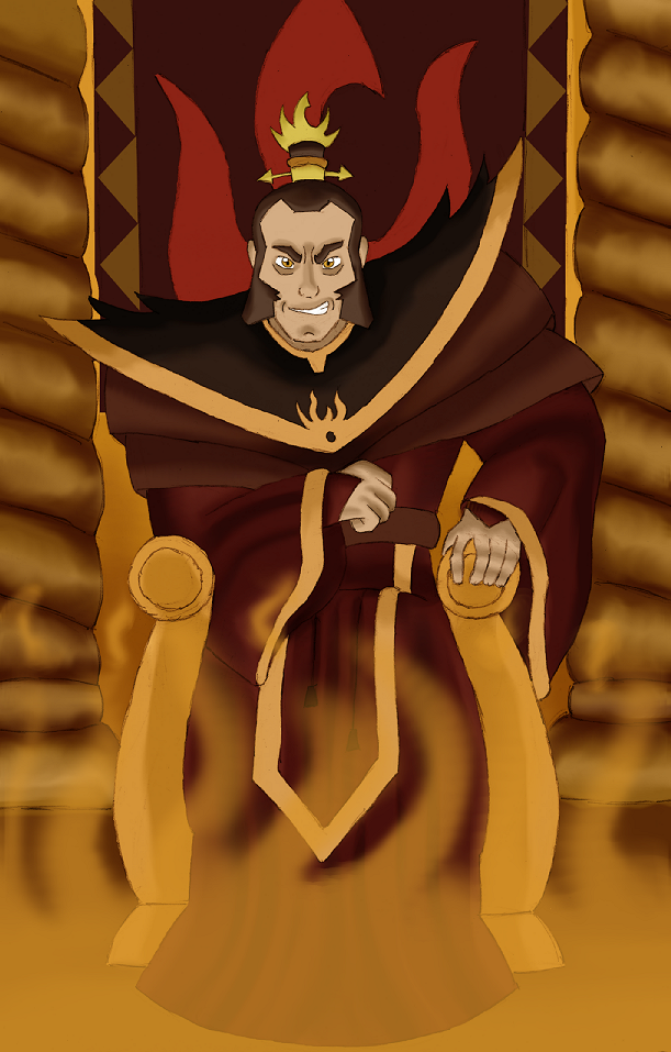 Firelord Firelord zhao by acedroid by