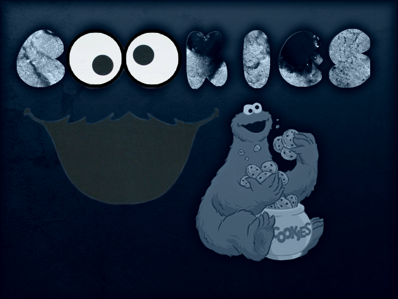 Cookie Monster Wallpaper By Bukabuka96
