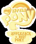 AJ is best pony