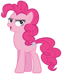 Pinkie welcome