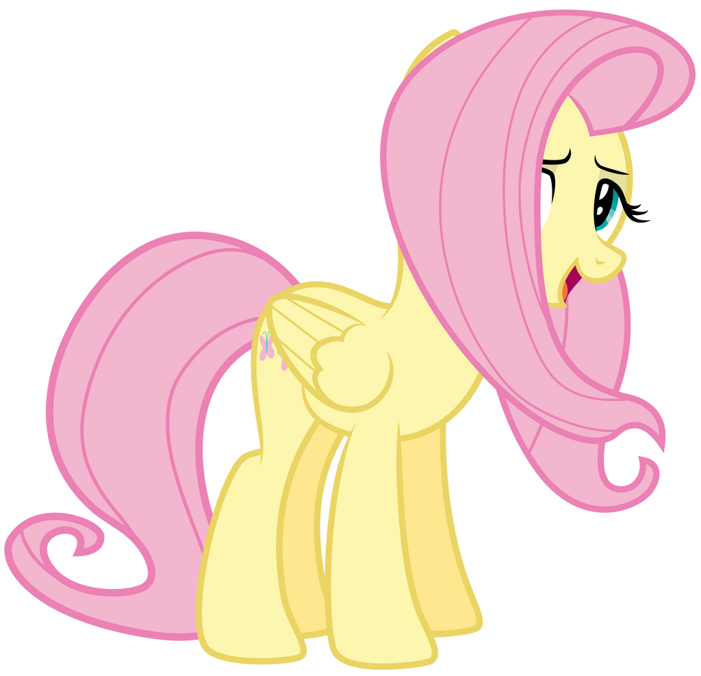 Fluttershy Welcome by