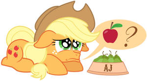 Apples, please? by thediscorded