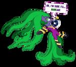 The mane villain