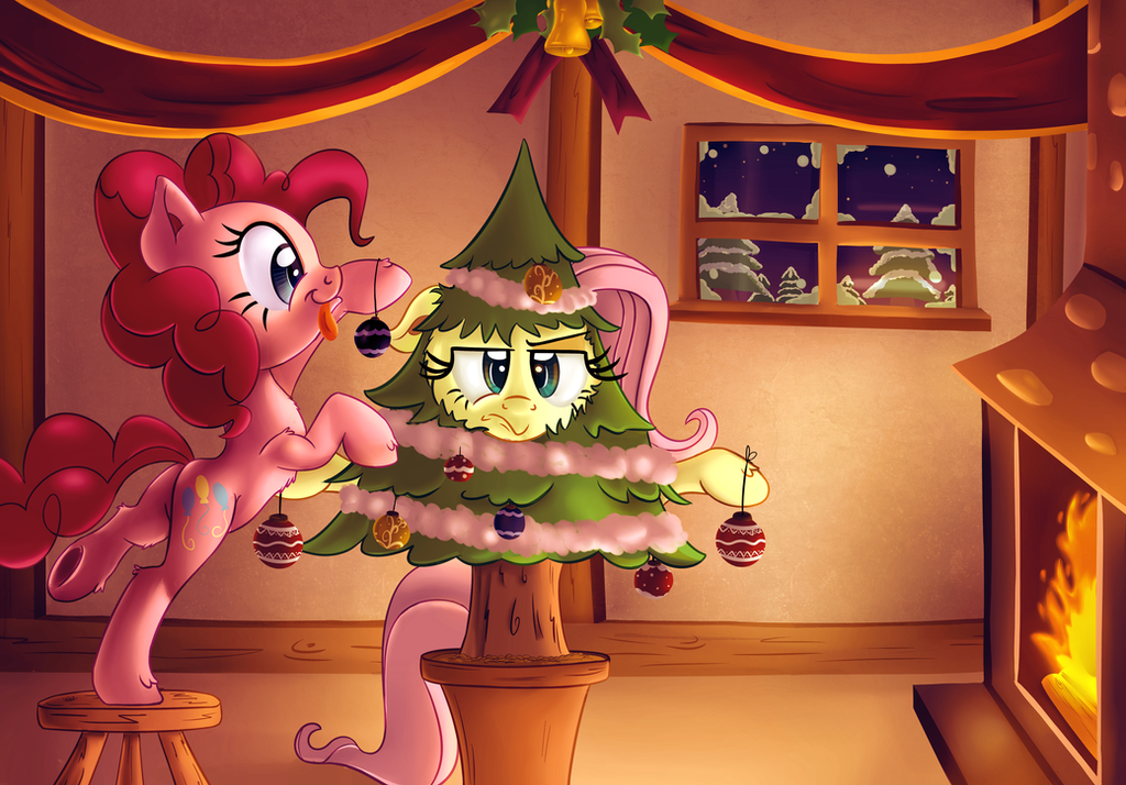 being_one_with_the_holiday_by_thediscord