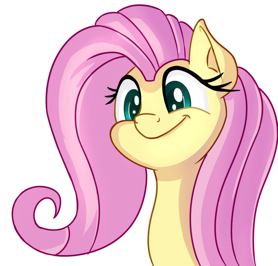 Fluttershy face by the...