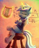 Lyre-ics by thediscorded