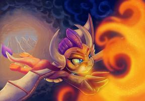 <b>Fiery Dragon</b><br><i>thediscorded</i>