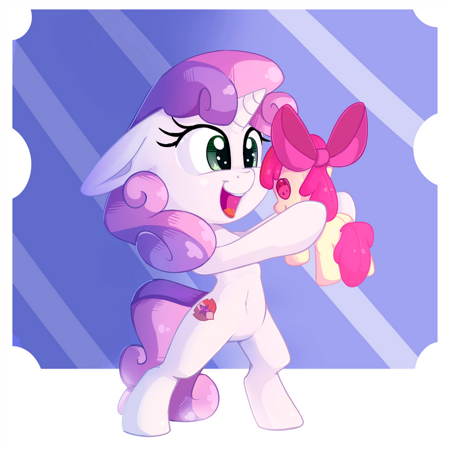Apple Plushie by thediscorded
