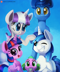 Family Porrtait by thediscorded