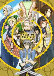 Tales of Xillia 2 by midorishina