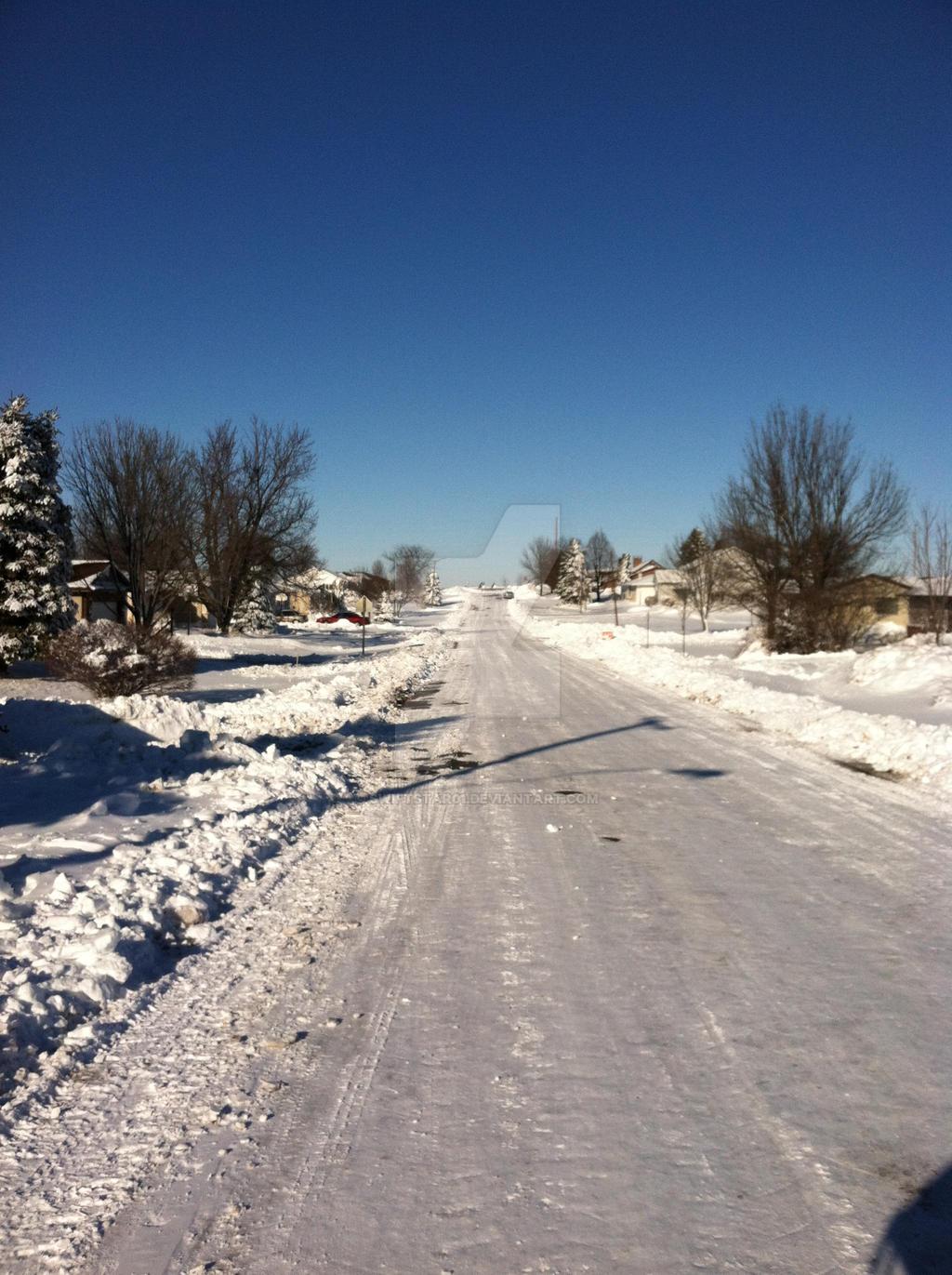 Winter in Collins by Swiftstar01