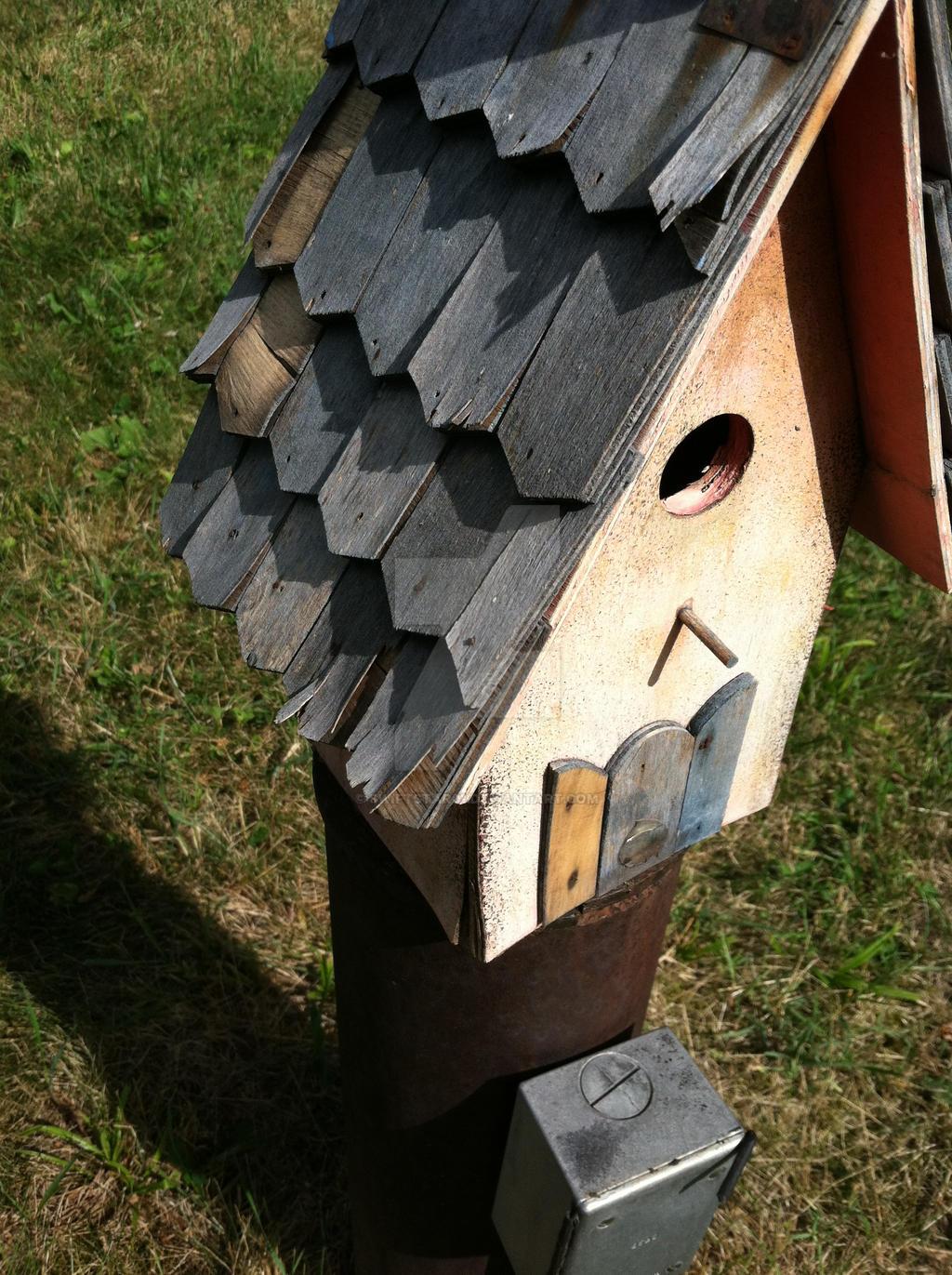 Little Bird House by Swiftstar01