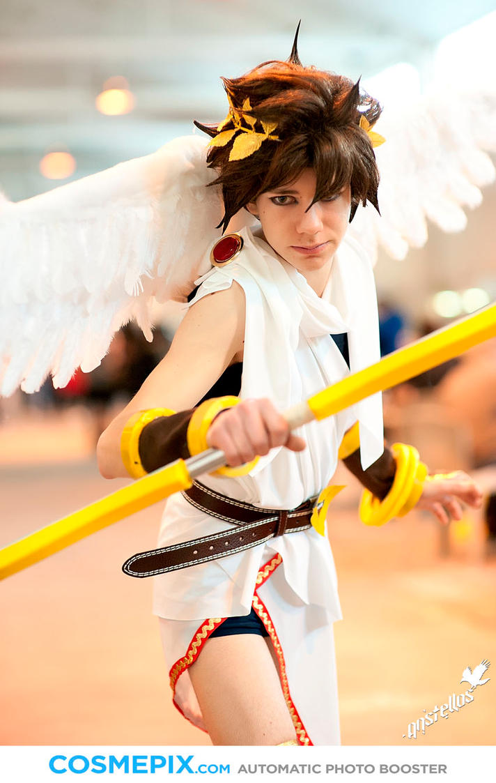 Pit Kid Icarus By Nearcolasora On Deviantart