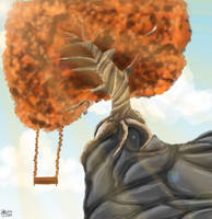 The Peace Tree by Alukei