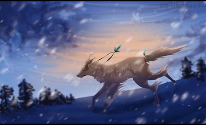 My Winter Wonderland by Alukei