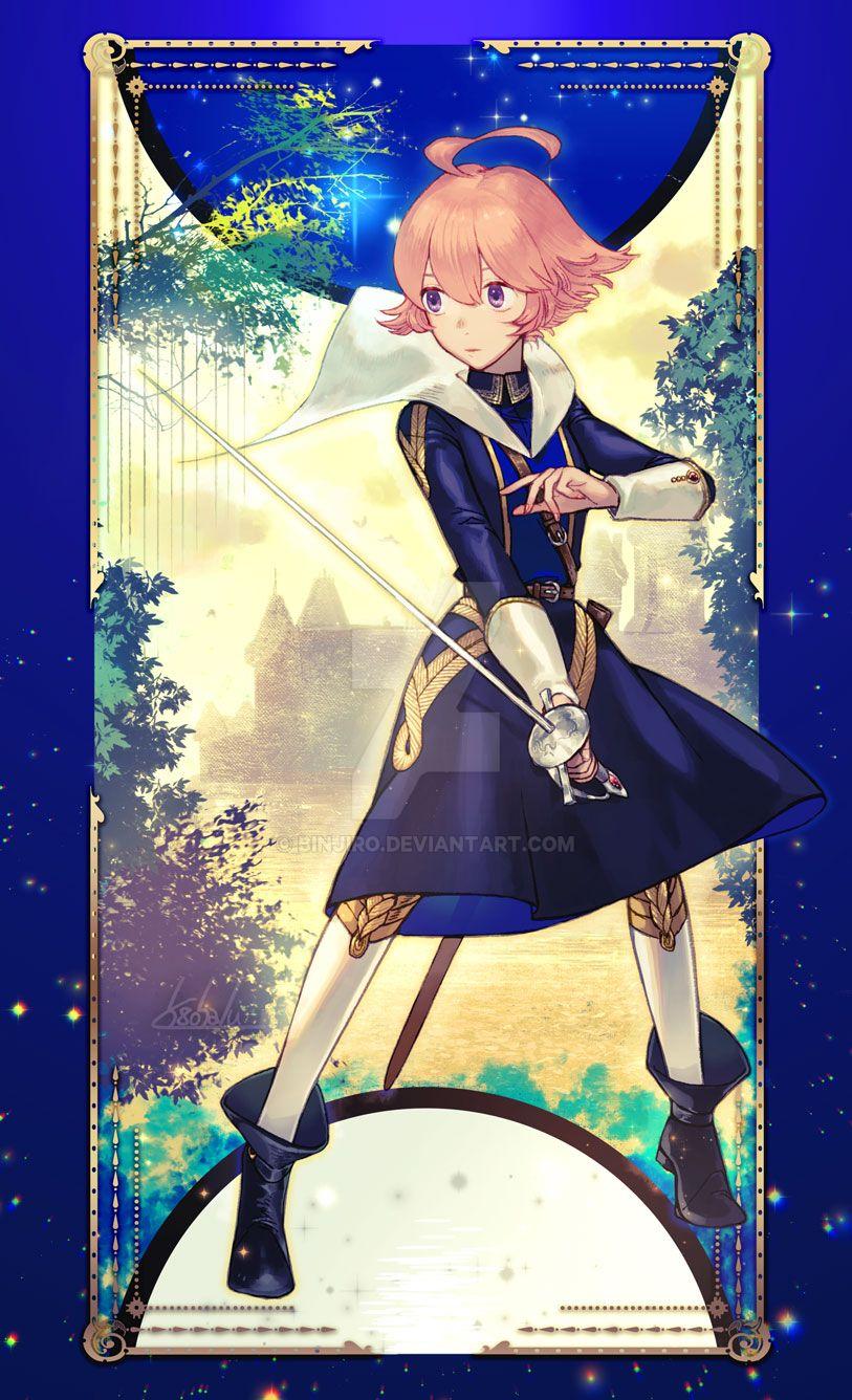 The Star knight by Binjiro