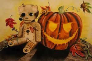 Halloween by Henu96