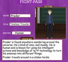Fighting card 4
