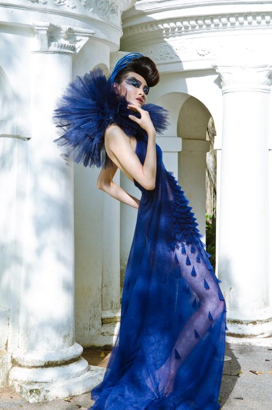 Blue II by JulianaSoo