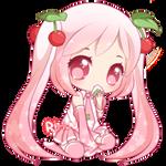 FREE Sakura Miku Pagedoll