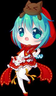 FREE Mikuzukin Pagedoll