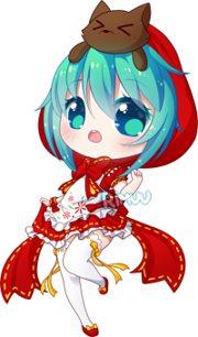 FREE Mikuzukin Pagedoll by rimuu