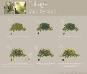 Foliage Steps