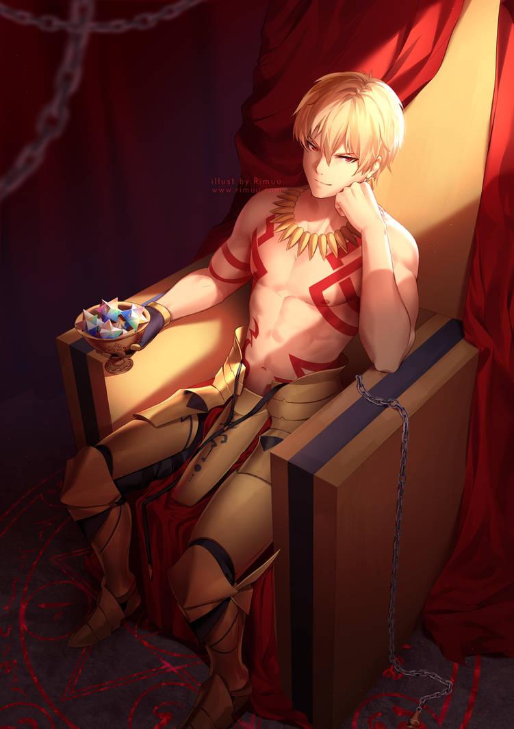 C :: King of Heroes by rimuu