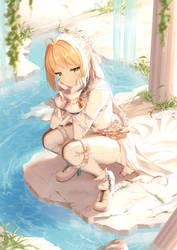 Bride by rimuu