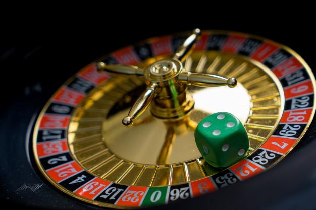 Golden-casino-theme-high-contrast-image-casino-rou