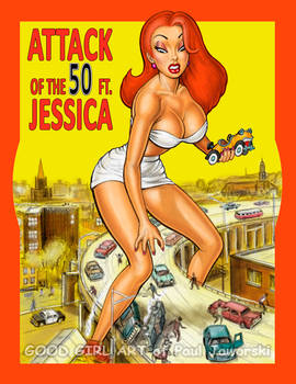 Attack of the 50 ft JESSICA c