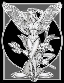 JESSICA RABBIT - ANGEL 1