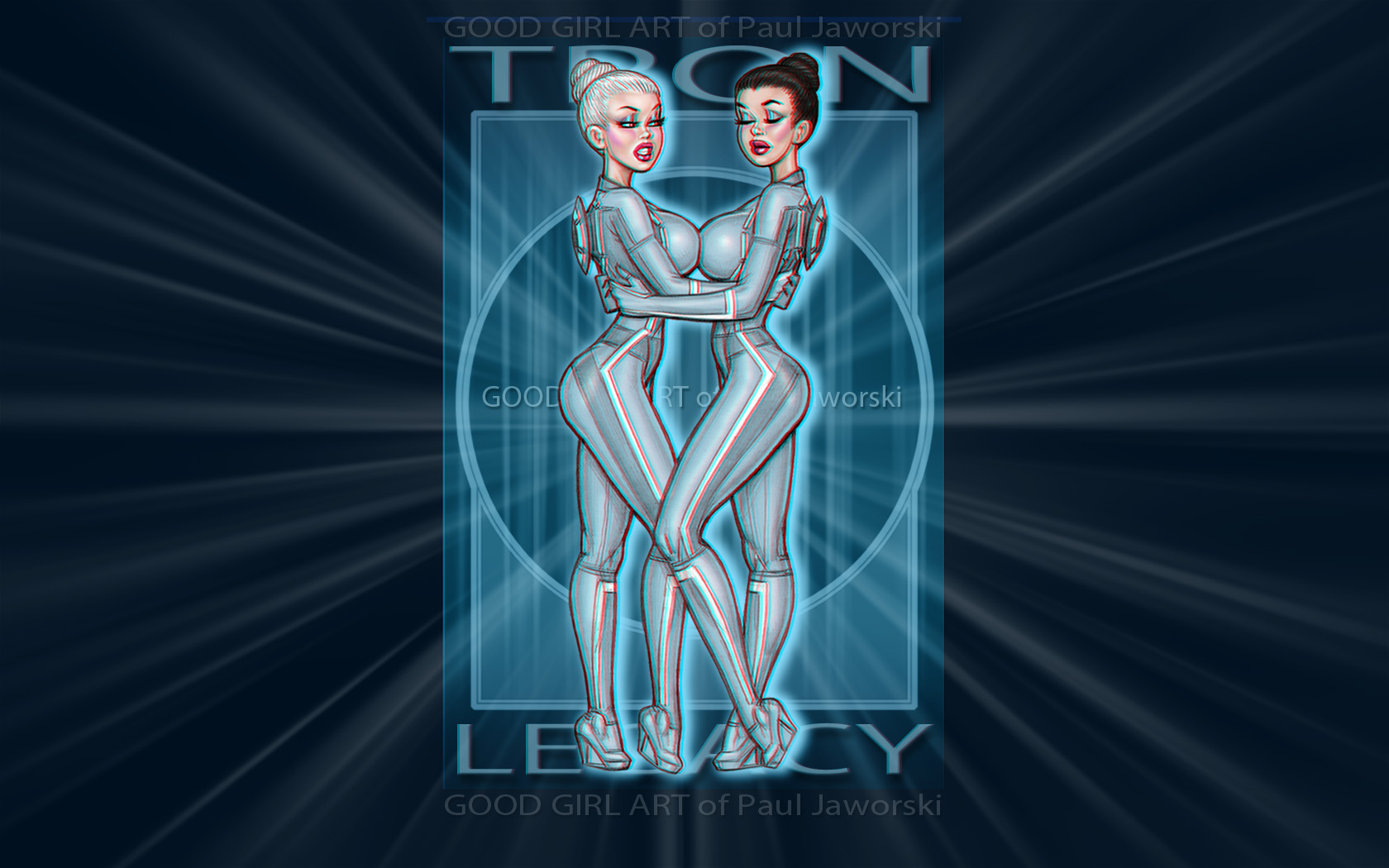 siren in tron legacy - photo #9