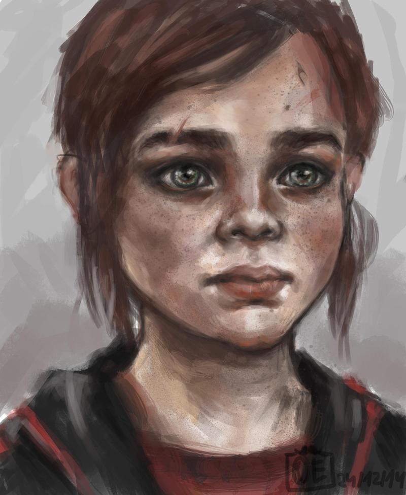 Ellie by 0penEnd