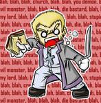 Psycho priest chibi