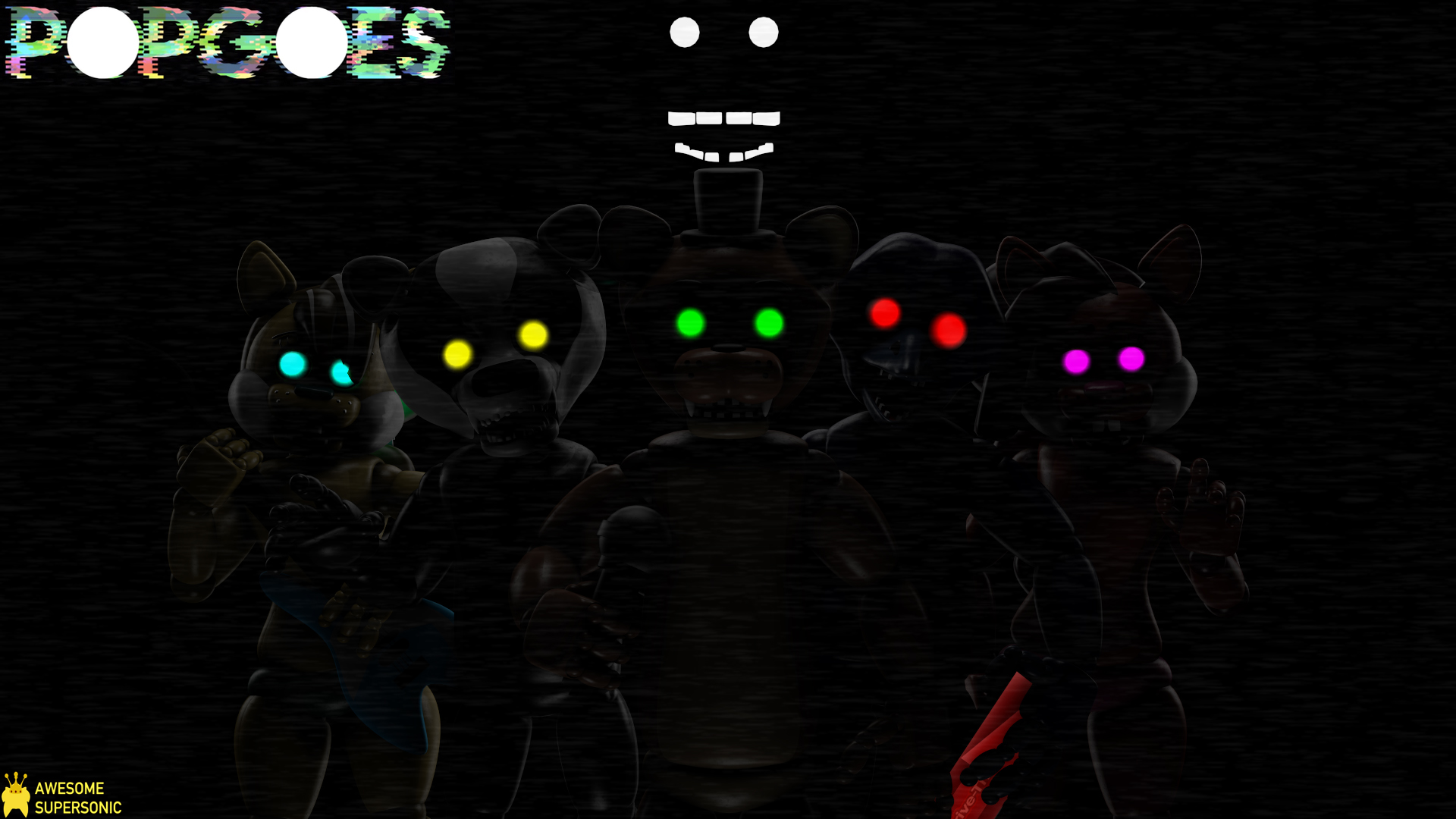 Sfm Fnaf Popgoes The Impossible Mode By
