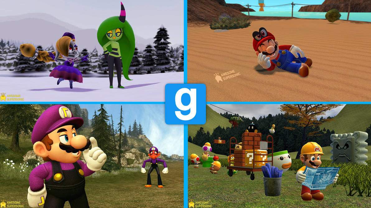 Gmod] Odyssey Related Stuff by AwesomeSuperSonic on DeviantArt