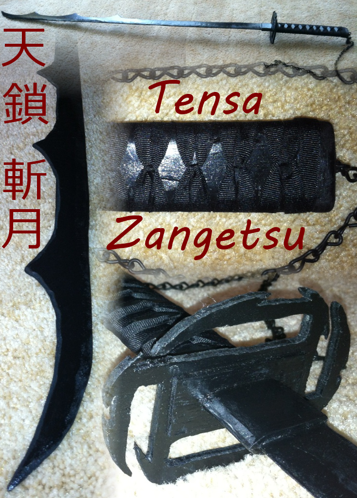 Tensa Zangetsu by EJrunner017