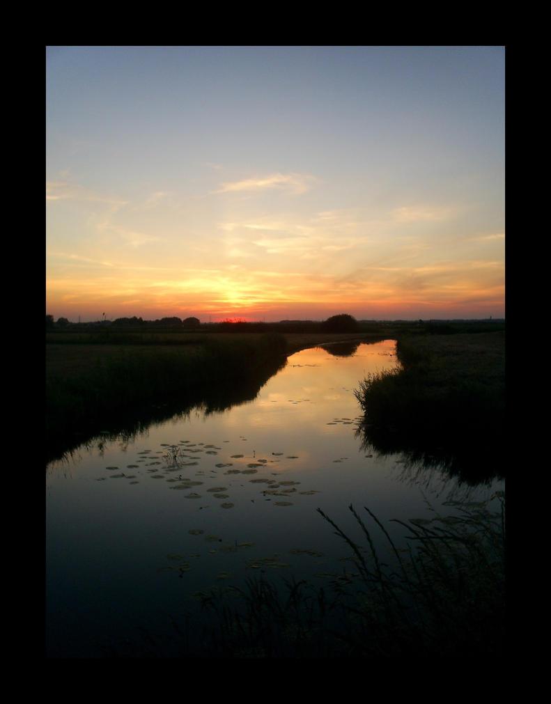 Late Evenings by battlefield1010