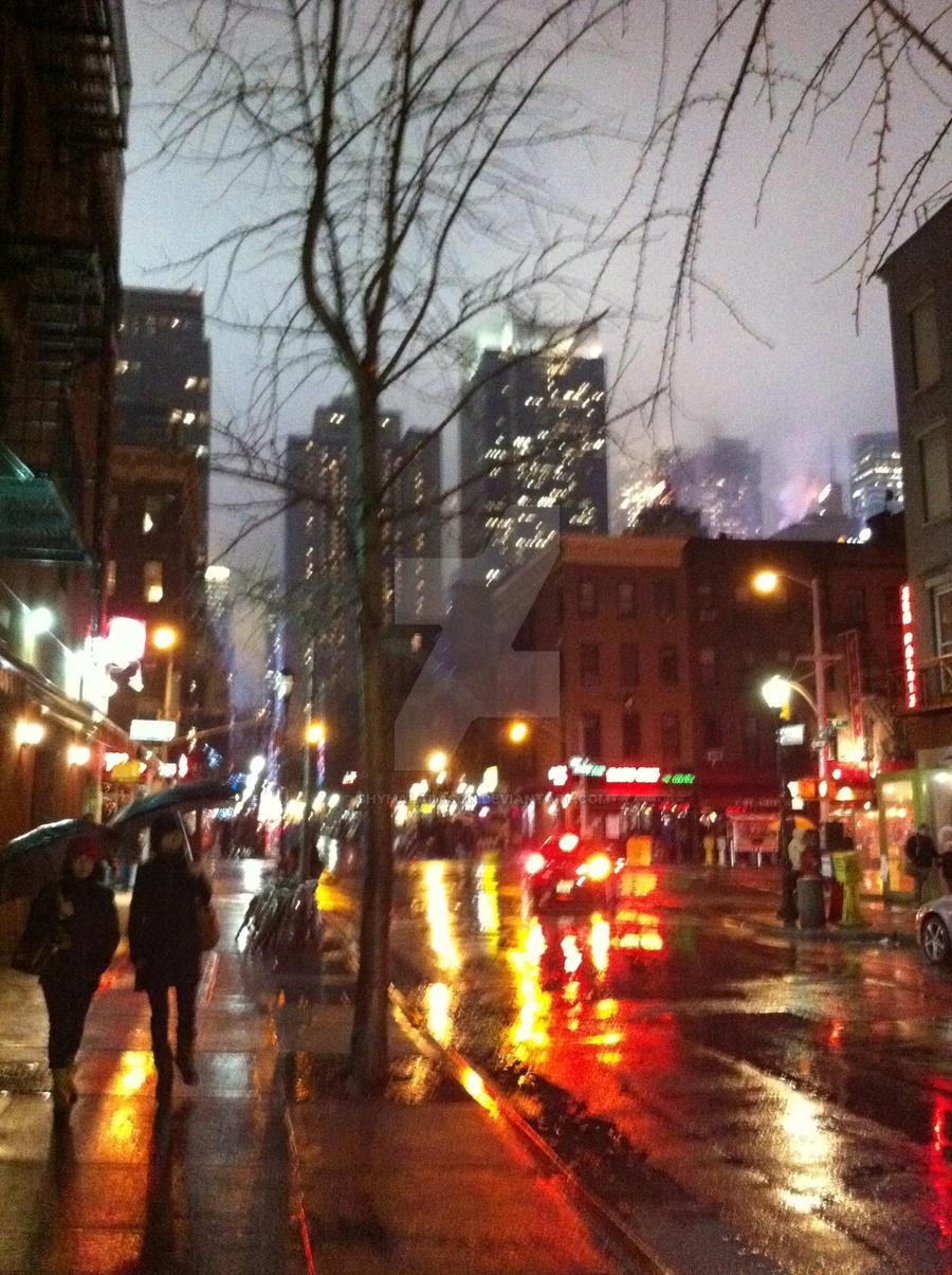 NYC, February 24, 2012 by shymaladason