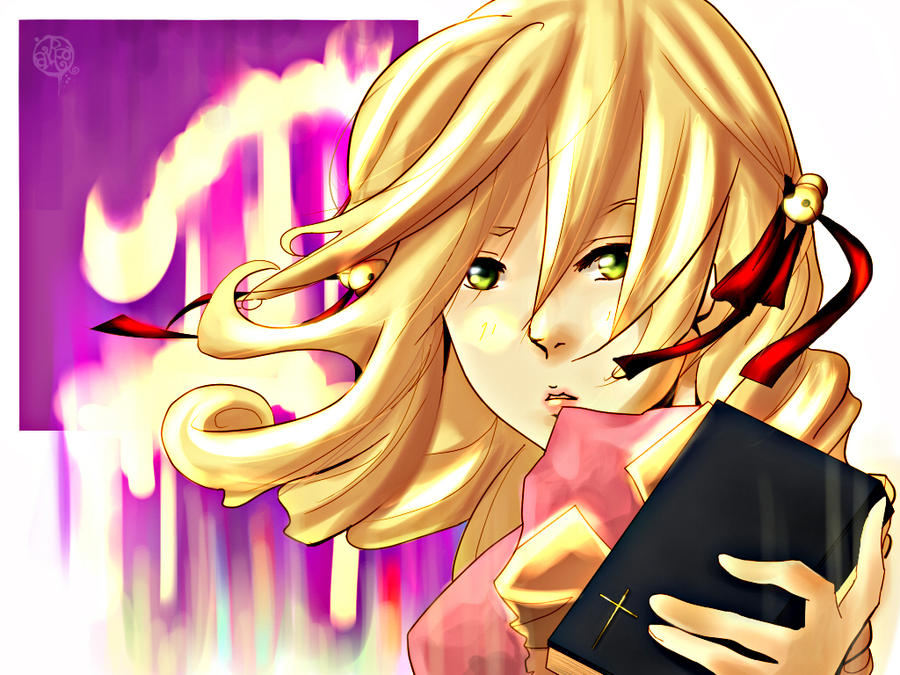 RO: The High Priestess by Mikagami-Naoko