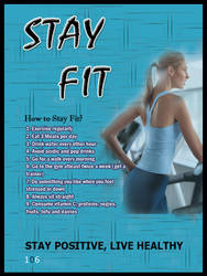 Stay Fit by shakz09