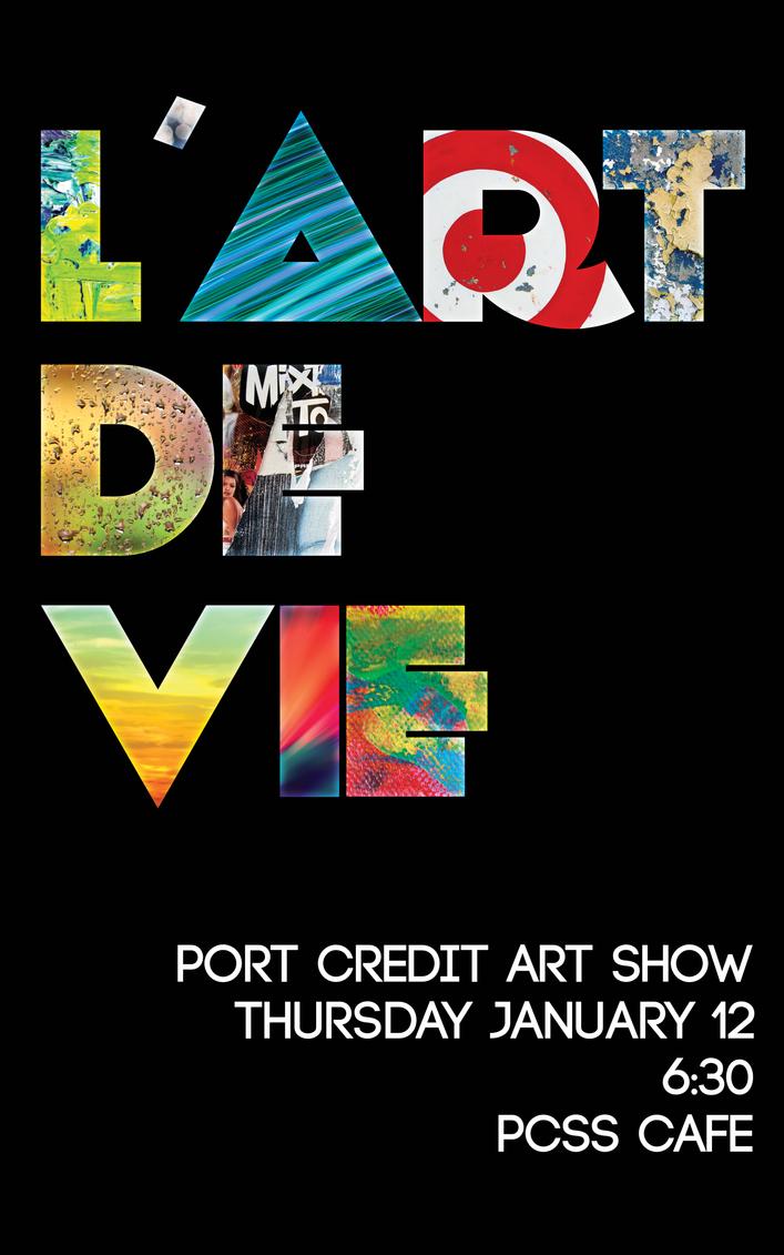 Art Exhibition Banner Design