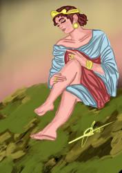 Woman  by Shekhar58sharma