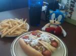 Sonic's 21st Birthday Party