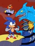 Sonic Adventure AOSTH Edition