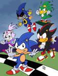 Adventures of Sonic R