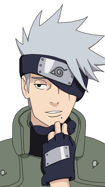 Naruto Shippuden Kakashi Unmasked Kakashi Unmasked 2 by ...